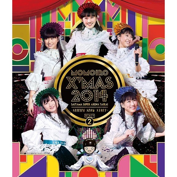 Momoiro Christmas 2014 Saitama Super Arena Taikai - Shining Snow Story - Day2 Live Blu-ray