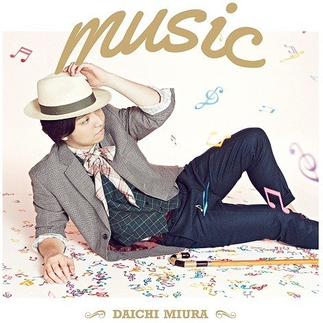 Music [CD+DVD Choreo Video Ver.]