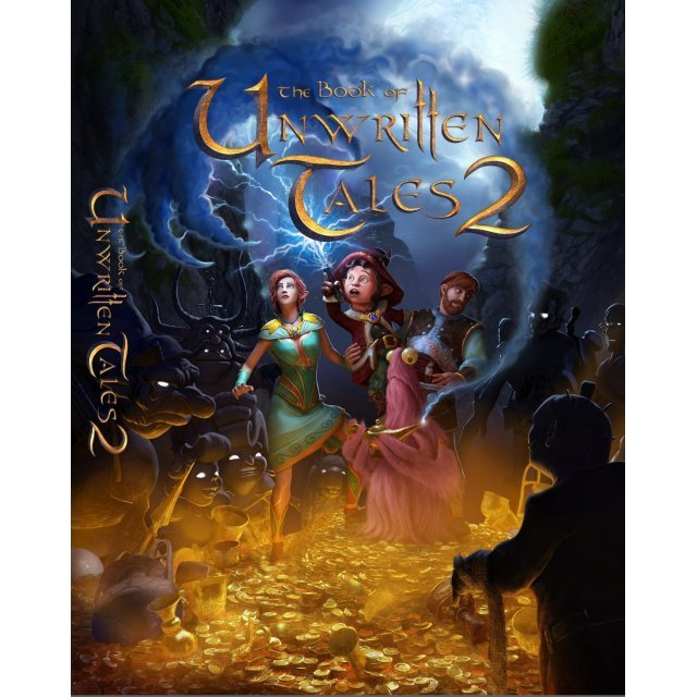 The Book of Unwritten Tales 2 (Steam)