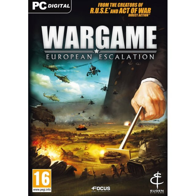 Wargame: European Escalation (Steam)