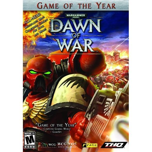 Warhammer 40,000: Dawn of War - Game of the Year Edition (Steam)