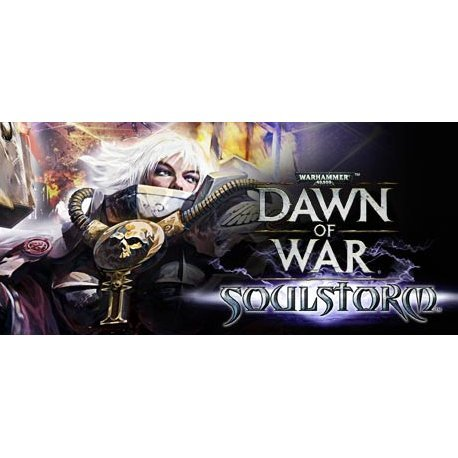 Warhammer 40,000: Dawn of War - Soulstorm (Steam)