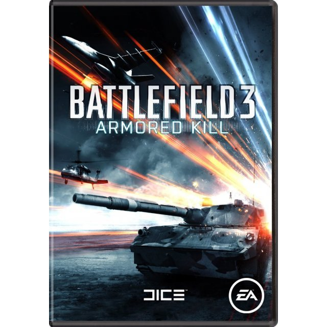 Battlefield 3: Armored Kill [DLC] (Origin)
