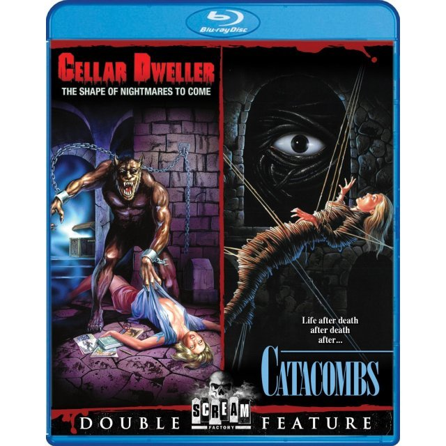 Cellar Dweller / Catacombs (Double Feature)