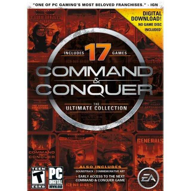 Command & Conquer: The Ultimate Collection (Origin)