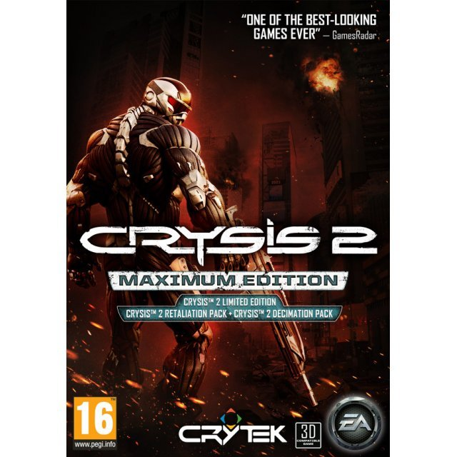 Crysis 2: Maximum Edition (Origin)