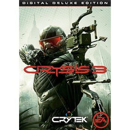 Crysis 3: Digital Deluxe Edition (Origin)