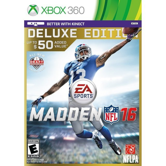 Madden NFL 16 (Deluxe Edition)