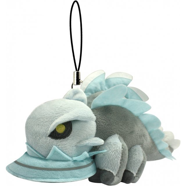 Monster Hunter Monster Mini Mascot Plush: Ukanlos