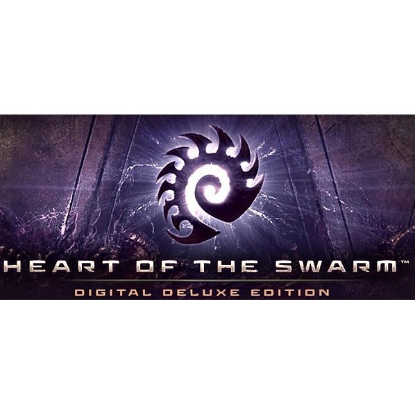Starcraft 2: Heart of the Swarm (Digital Deluxe Edition)