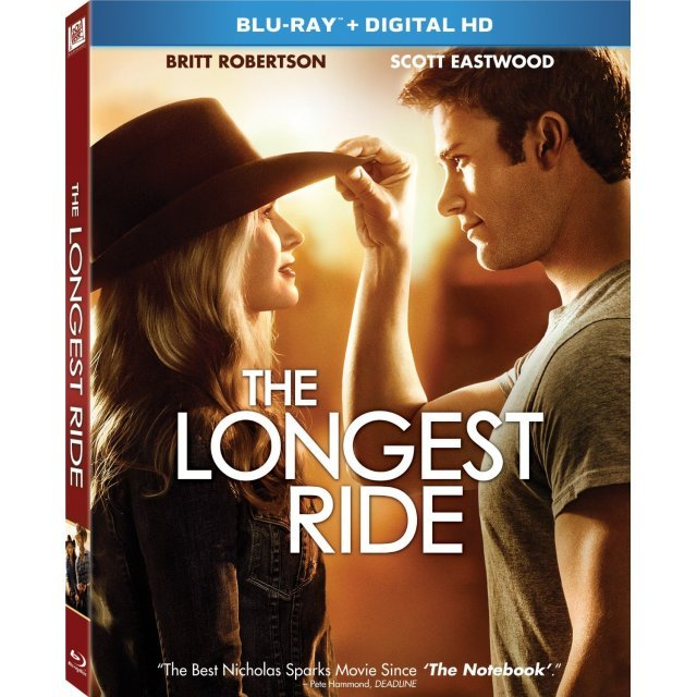 The Longest Ride [Blu-ray+UltraViolet]