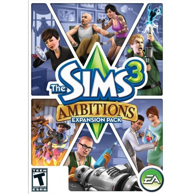 The Sims 3: Ambitions [DLC] (Origin)