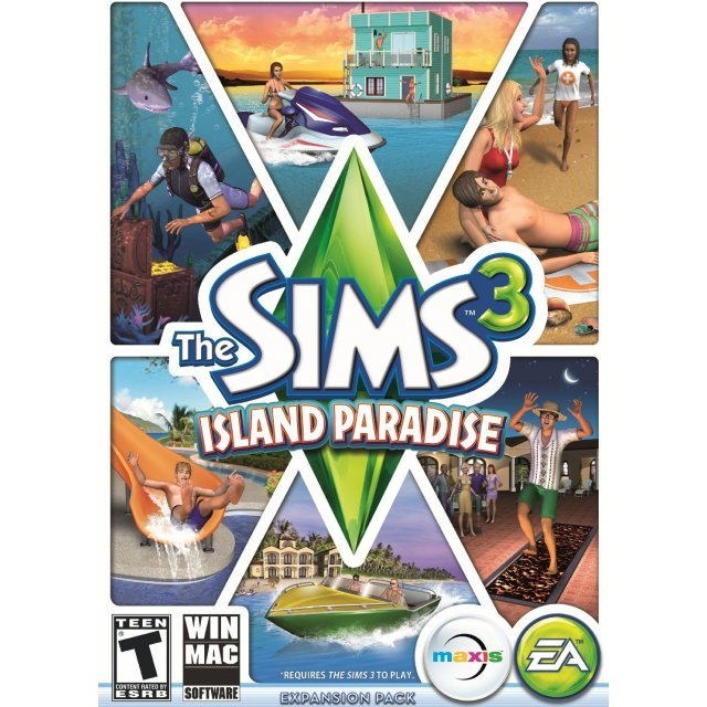 The Sims 3: Island Paradise [DLC] (Origin)