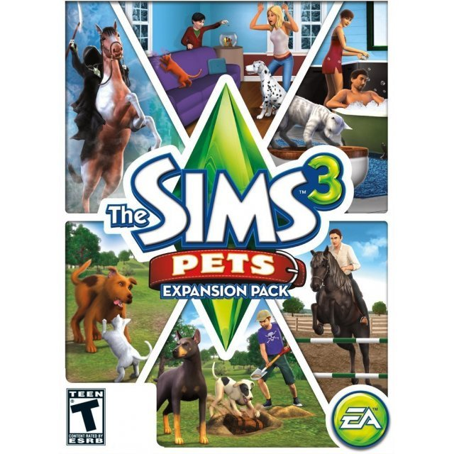The Sims 3: Pets [DLC] (Origin)