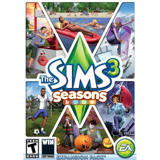 The Sims 3: Seasons [DLC] (Origin)