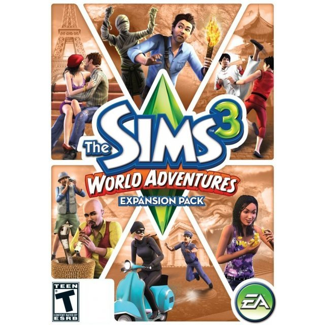 The Sims 3: World Adventures [DLC] (Origin)
