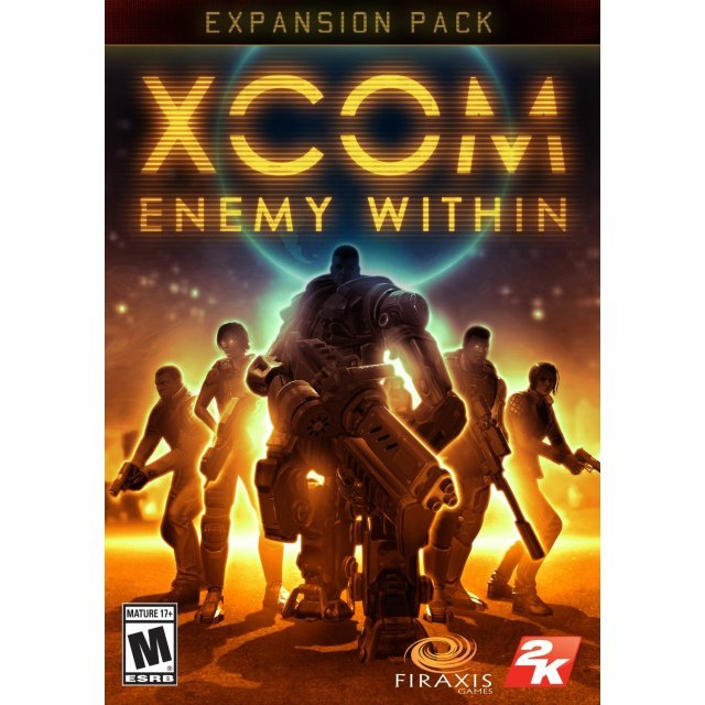 XCOM: Enemy Within [DLC] (Steam)