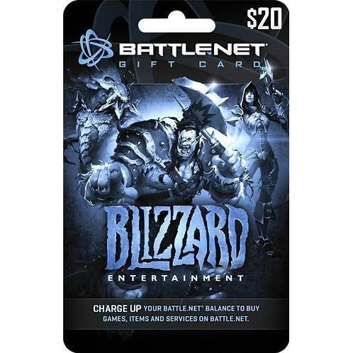 Battle.net Gift Card (USD 20)
