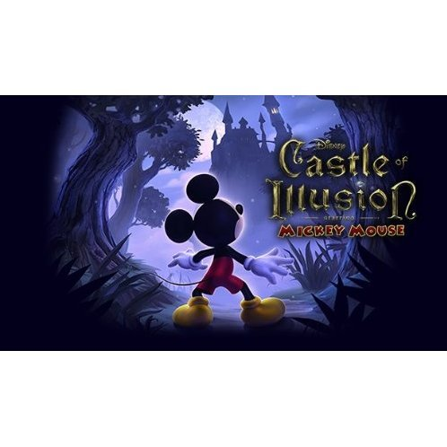 Castle of Illusion HD (Steam)