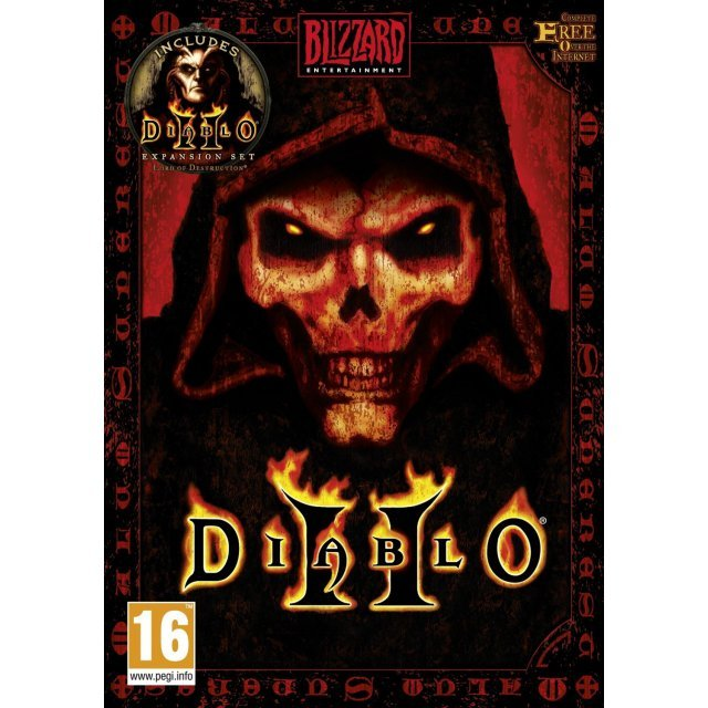 Diablo II incl. Lord of Destruction (Gold Edition)