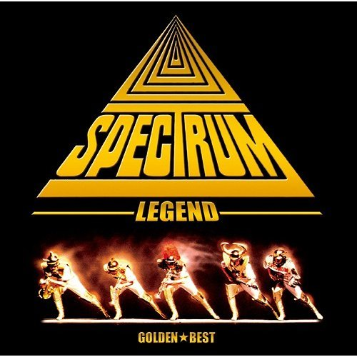Golden Best Spectrum [SHM-CD]