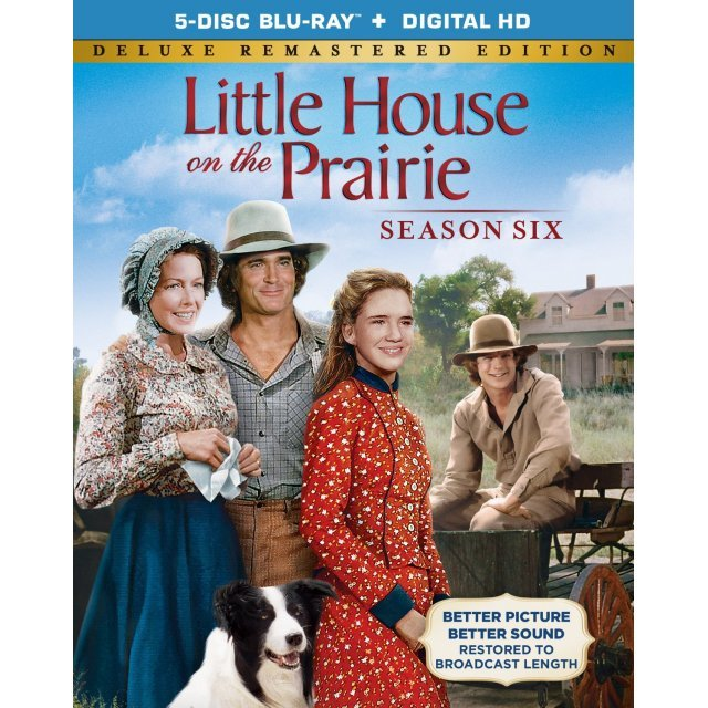 Little House on the Prairie: Season Six (Deluxe Remastered Edition) [Blu-ray+UltraViolet]