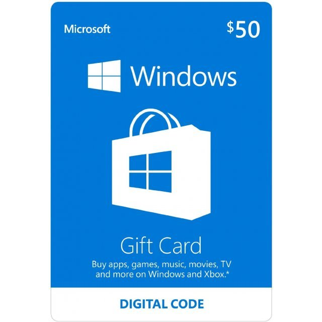 how to buy microsoft gift card