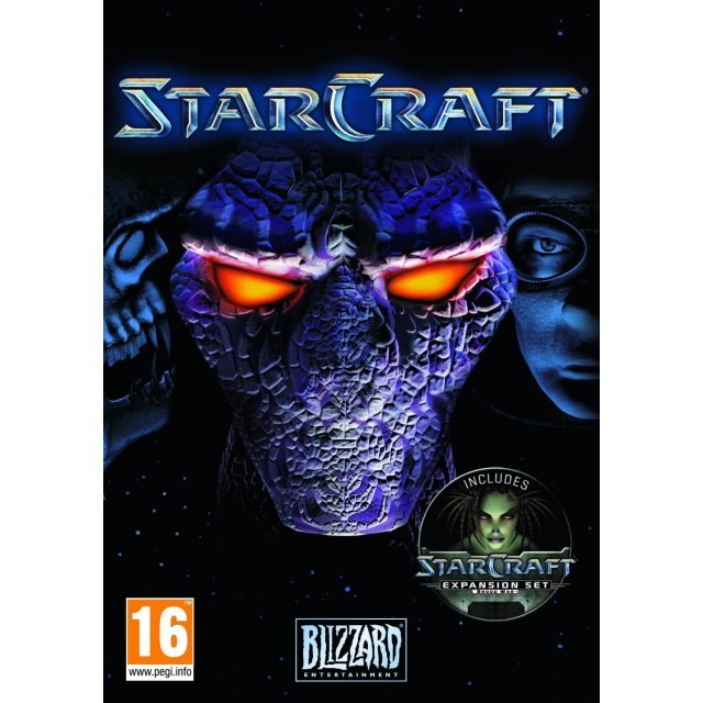 Starcraft incl. Starcraft: Brood War