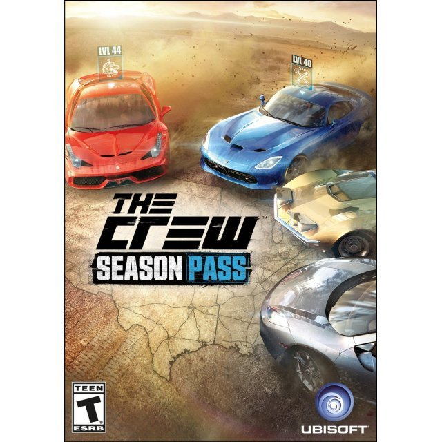 The Crew Season Pass [DLC]