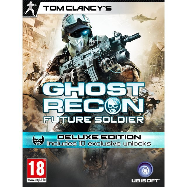 Tom Clancy's Ghost Recon: Future Soldier Deluxe Edition