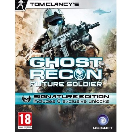 Tom Clancy's Ghost Recon: Future Soldier Signature Edition