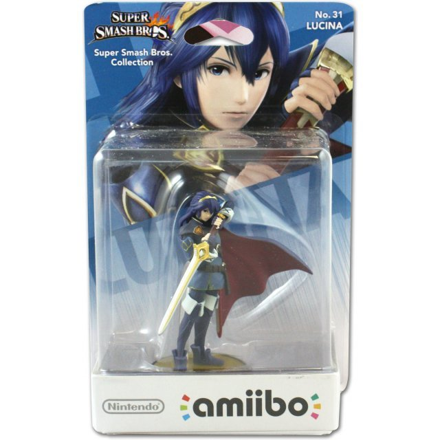 amiibo Super Smash Bros. Series Figure (Lucina)