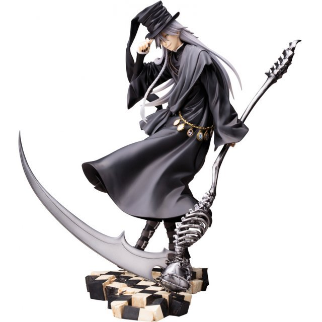 ARTFX J Black Butler Book of Circus 1/8 Scale Pre-Painted Figure: Undertaker (Re-run)