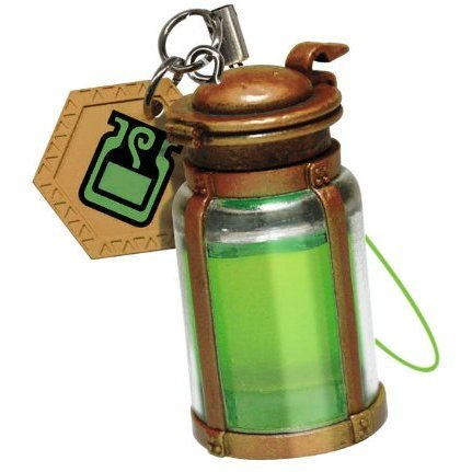 Monster Hunter Item Mascot: Potion