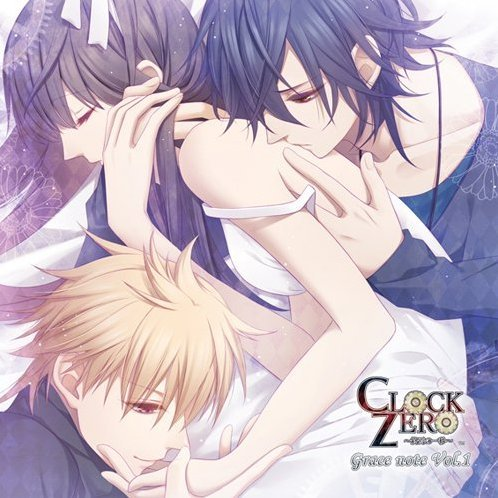 Clock Zero - Shuuen No Ichi Byou Grace Note Vol.1
