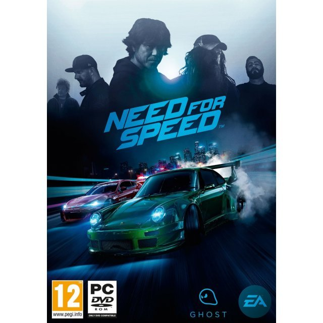 Need for Speed (DVD-ROM)