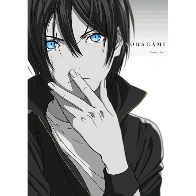 Noragami Blu-ray Box [Limited Edition]