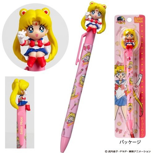 Sailor Moon Ballpoint Pen: Sailor Moon