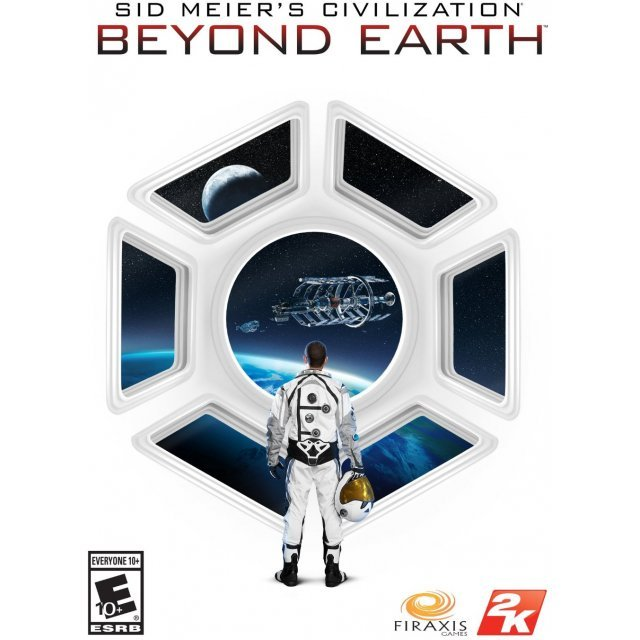 Sid Meier's Civilization: Beyond Earth including Exoplanets Pack DLC (Steam)