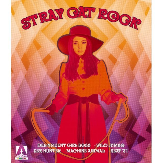 Stray Cat Rock: The Collection [Blu-ray+DVD]