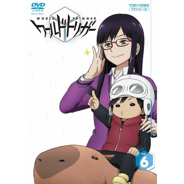 World Trigger Vol.6