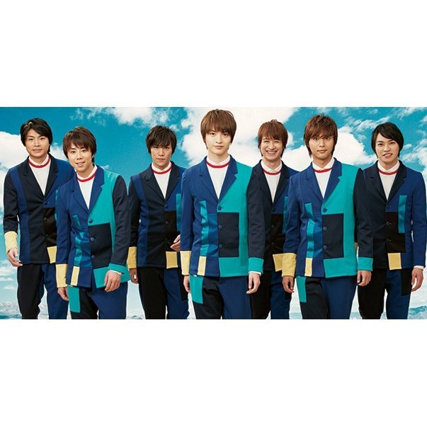 Kis-my-world [2CD+DVD Limited Edition Type B]
