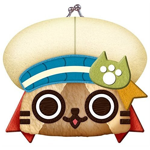 Monster Hunter Coin Purse (Gareosu Neko Series)