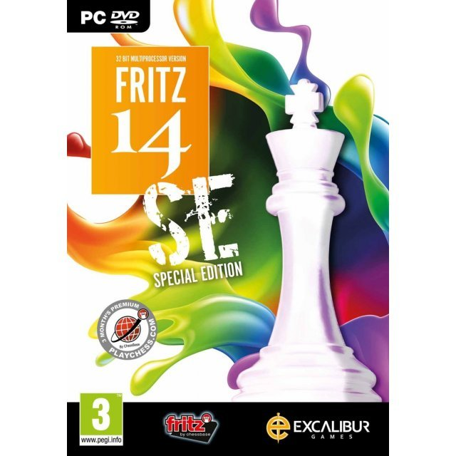 Fritz 14 Special Edition (DVD-ROM)