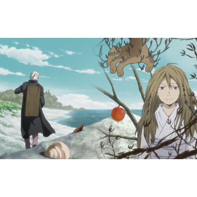 Mushishi Zokusho Vol.6 [Blu-ray+CD Limited Edition]