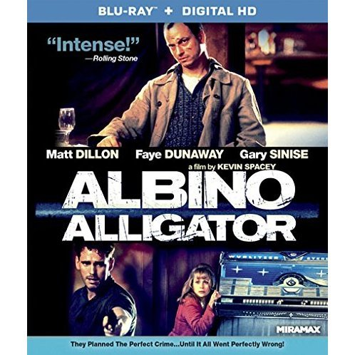 Albino Alligator [Blu-ray+Digital HD]