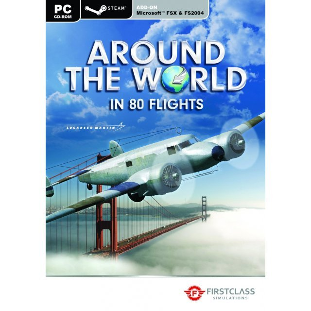 Around The World in 80 Flights (DVD-ROM)