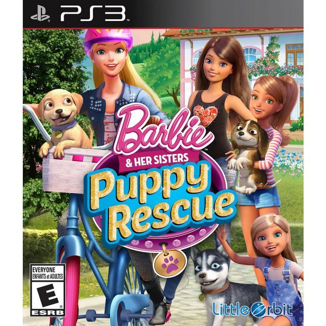 Barbie And Her Sisters Puppy Rescue Free Download PC