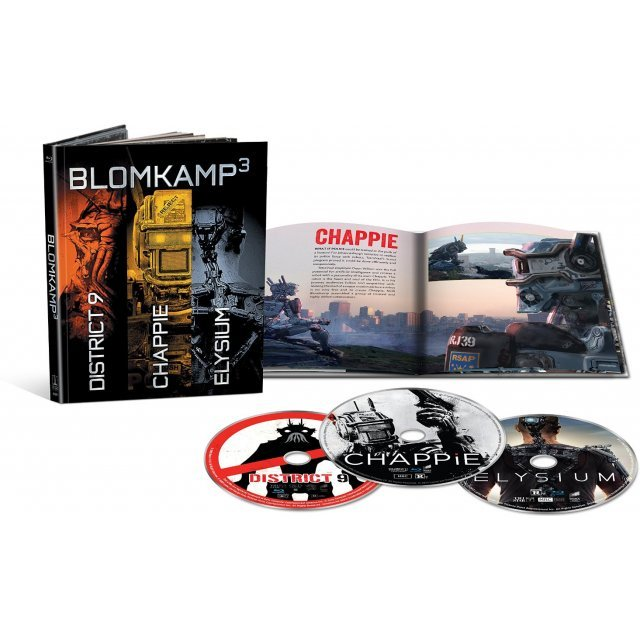 Blomkamp³ [Limited Edition Collection]