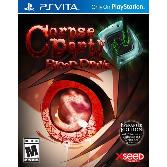 Corpse Party: Blood Drive (Everafter Edition)